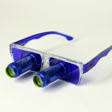 Hawk Eye For children Blue